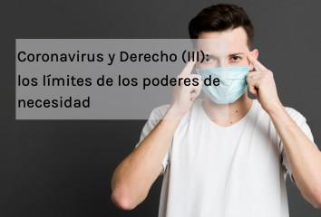 Coronavirus y Derecho III