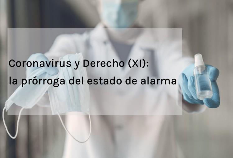 Coronavirus y Derecho XI