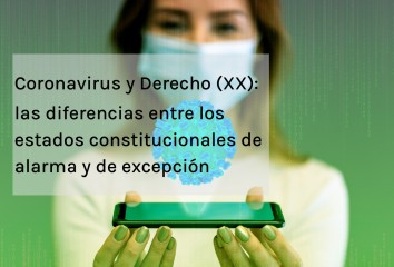Coronavirus y Derecho XX