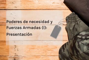 Fuerzas Armadas I